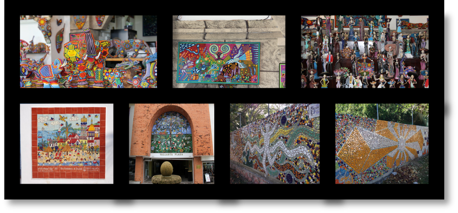 Art and culture of Puerto Vallarta