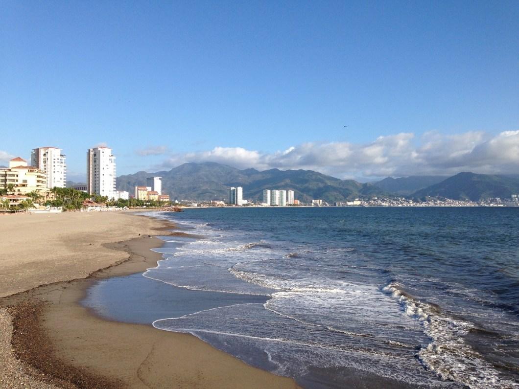 Puerto Vallarta Beaches: El Salado, Marina Vallarta Beach