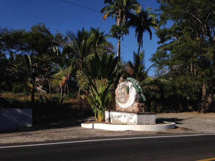 History of Banderas Bay and Puerto Vallarta: A remnant in Mismaloya from the film Night of the Iguana in Puerto Vallarta