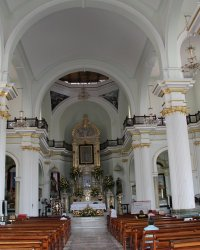Centro / Downtown: Our Lady of Guadalupe Church in Puerto Vallarta Mexico
