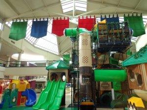 Nuevo Vallarta / Flamants: Aire de jeux à l'intérieur Paradise Plaza Mall