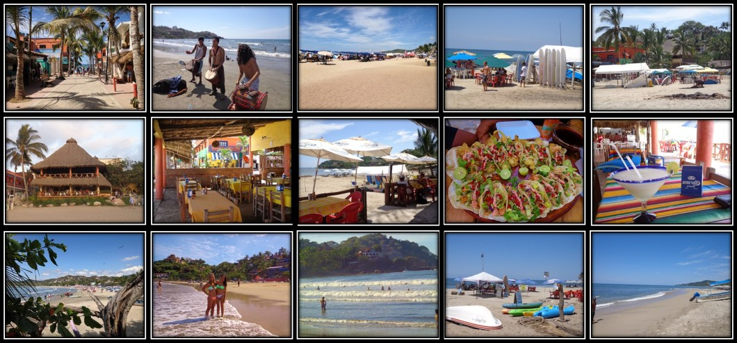 Beaches of Puerto Vallarta: Sayulita Beach, Mexico