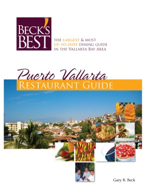 Beck's Best Puerto Vallarta Restaurant Guide