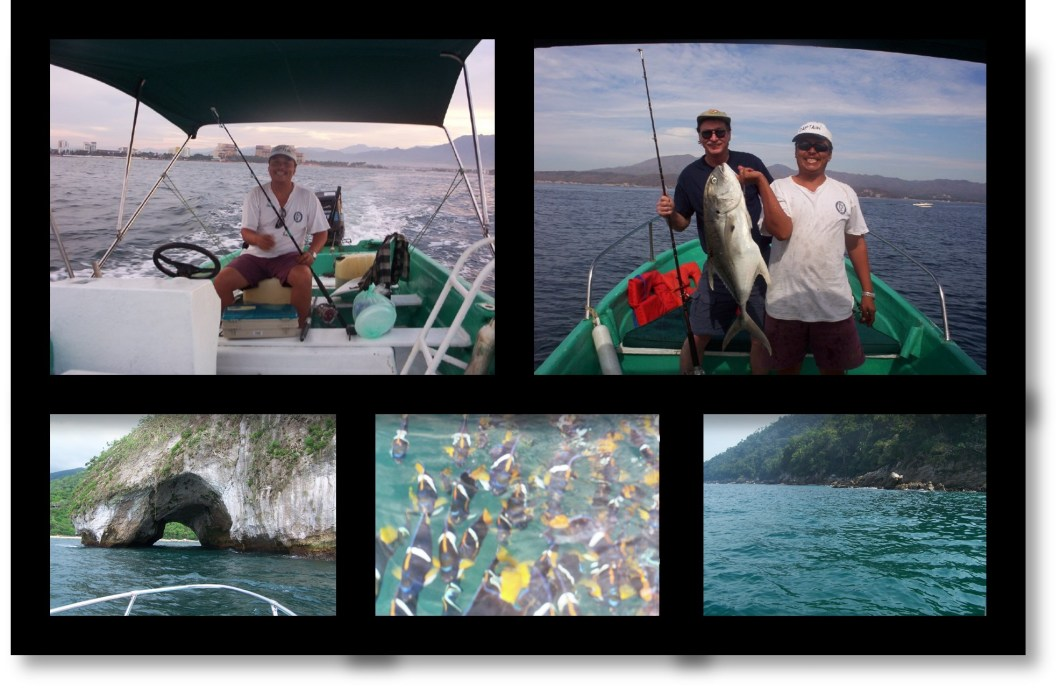 Captain Alberto's Fishing Charters and Custom Tours in Puerto Vallarta, Mexico