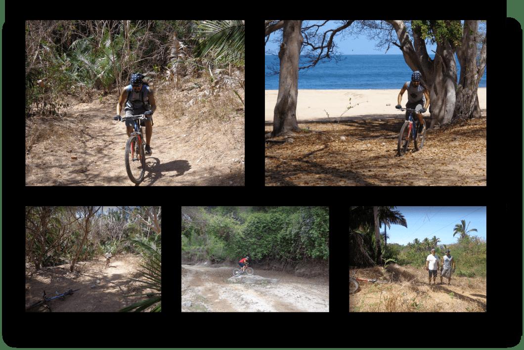 Mountain Biking in Sayulita, Mexico