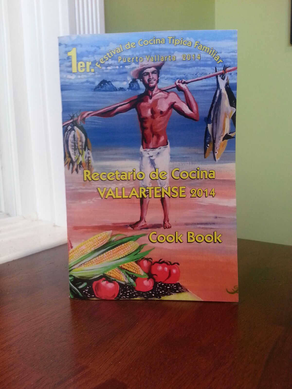 Puerto Vallarta Food Festival Cookbook