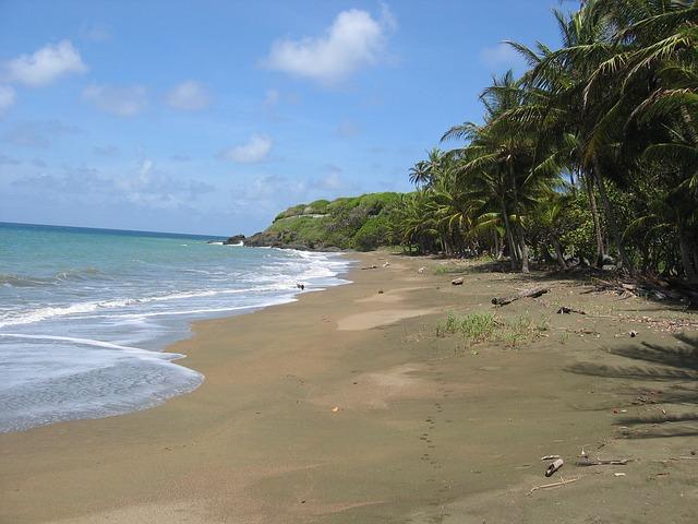 Playa Palmares in Puerto Vallarta, Mexico