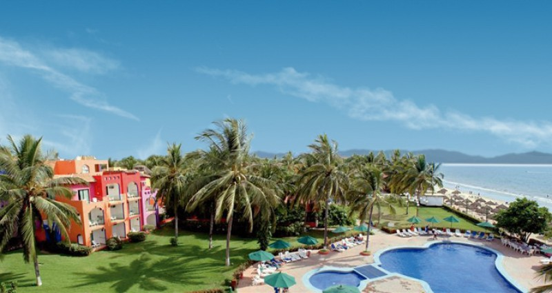 Royal Decameron in Bucerias - Grounds