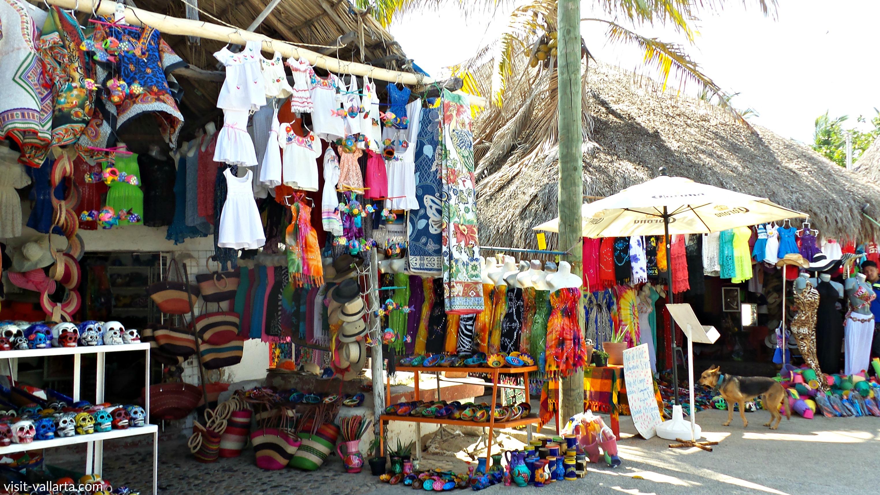 Playa Los Muertos Puerto Vallarta Shopping Puerto