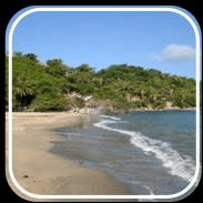 Picture linking to Litibu beach information.