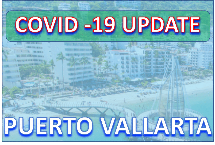 This image links to a page with updates on COVID-19 in Puerto Vallarta