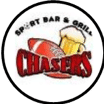 Logo for Chasers Sport Bar and Grill in Nuevo Vallarta