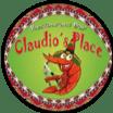Logo for Claudio's Place Restaurant in Nuevo Vallarta