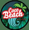 Logo for Coco Beach Restaurant in Nuevo Vallarta