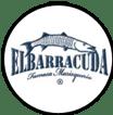 Logo for El Barracuda Restaurant in Nuevo Vallarta