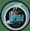 Logo for Mariscos Tino's La Laguna Restaurant in Nuevo Vallarta