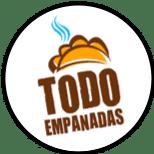 Logo for Todo Empanadas in Nuevo Vallarta