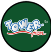 Logo for Tower Pizza in Nuevo Vallarta