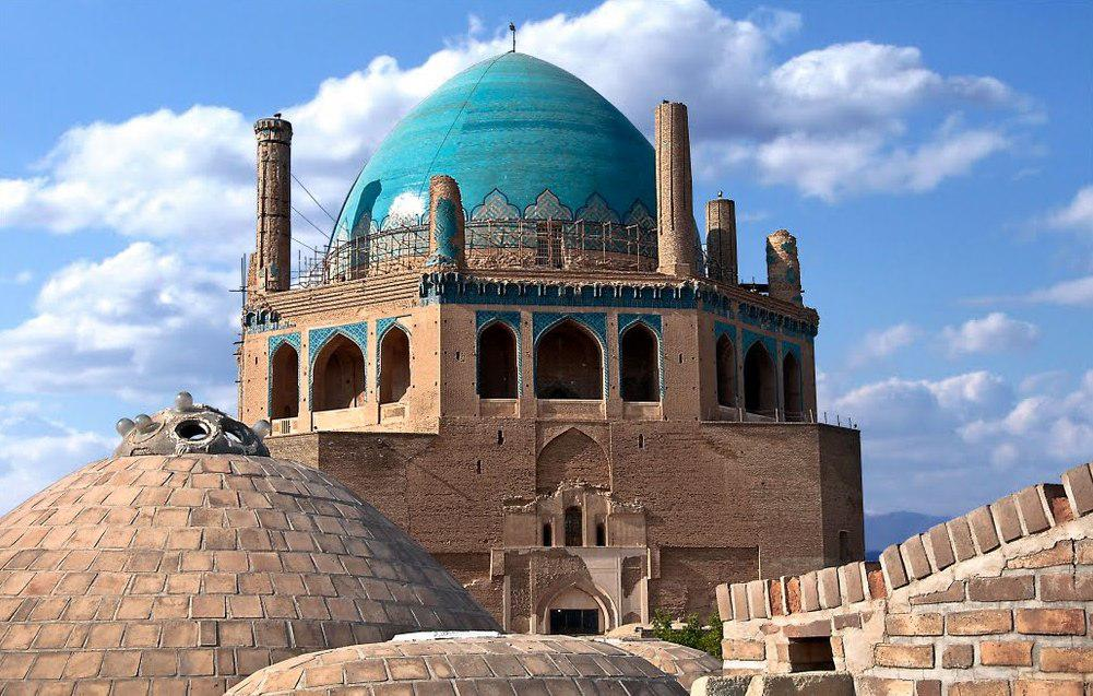 Image result for soltaniyeh dome
