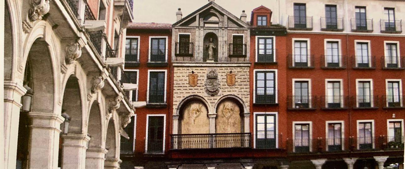 Recreación virtual Monasterio de San Francisco en Valladolid de Rincones con Encanto
