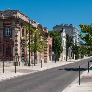 Reims Avenue Champagne