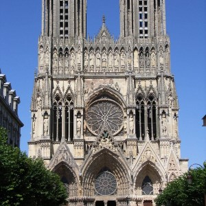 Reims Kathedrale