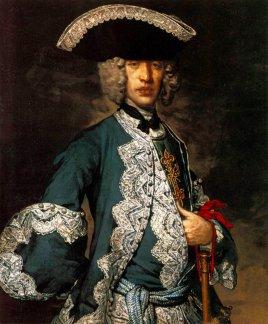 El caballero desconocido - Fray Galgario