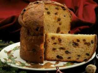 El Pan de Tono. es decir el Panettone