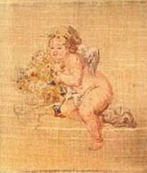 Bordado de María Antonieta