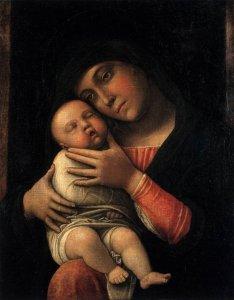 Virgen con el Niño - visitas guiadas milan