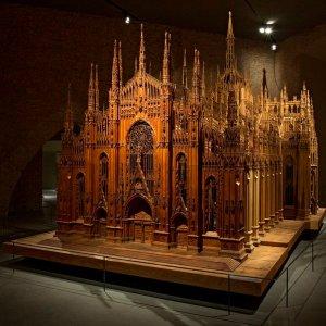 Museo de la Catedral de Milán - Modelo