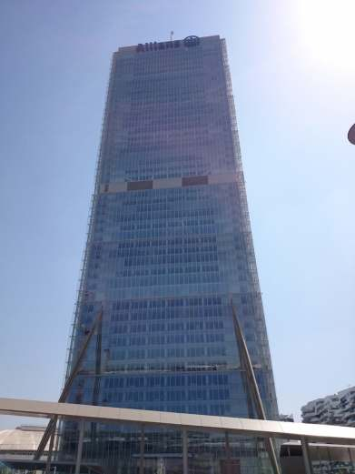 Torre Isozaki - visitas guiadas milan