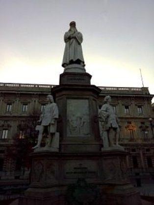 Plaza de La Scala de Milán - visitas guiadas