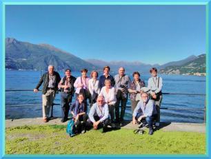 Excursiones lagos - clientes en el Lago de Como