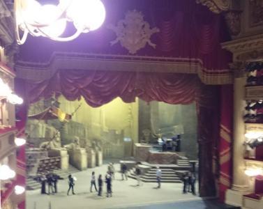 Teatro la Scala - visitas guiadas milan