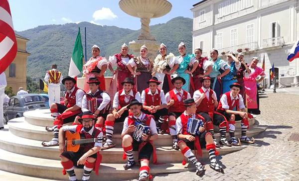 gruppo folk valle di comino Atina