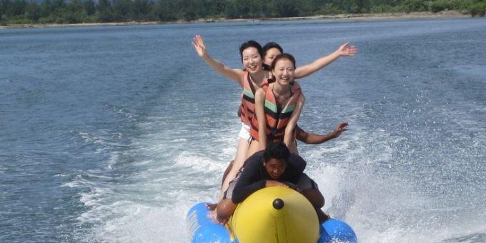 bali water sport package 3
