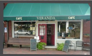 Veranda Cafe and Gifts Black Mountain