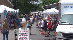 Sourwood Festival in Black Mountain