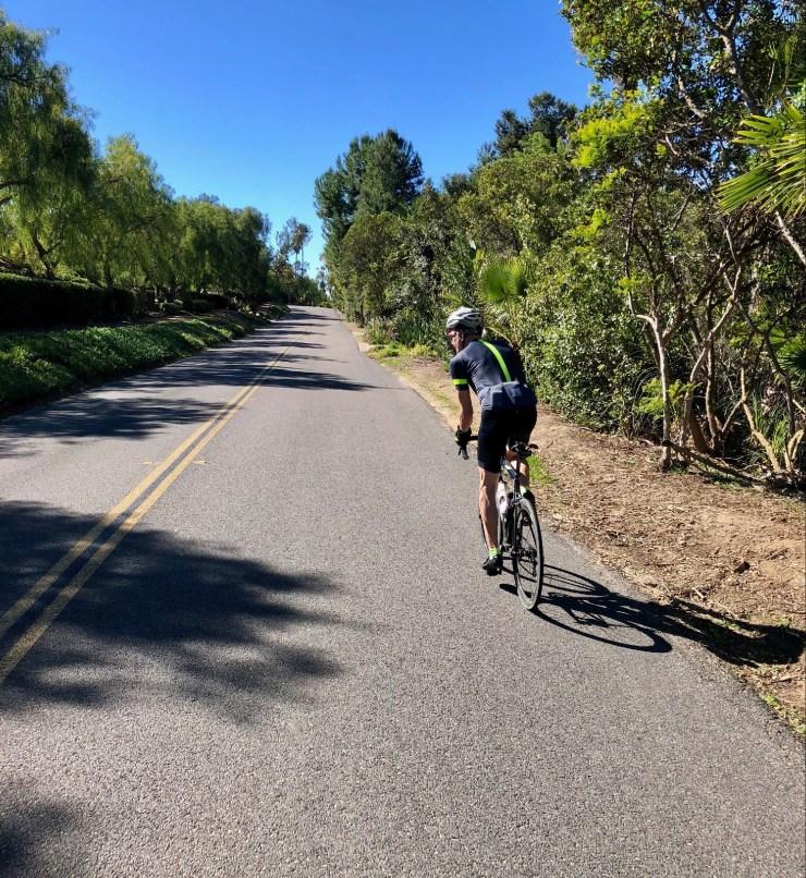 San Diego Cycling - Rancho Sante fe