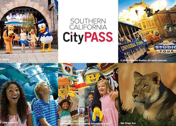 California theme park discounts using Citypass