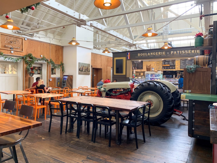 Inside the Anaheim Packing House