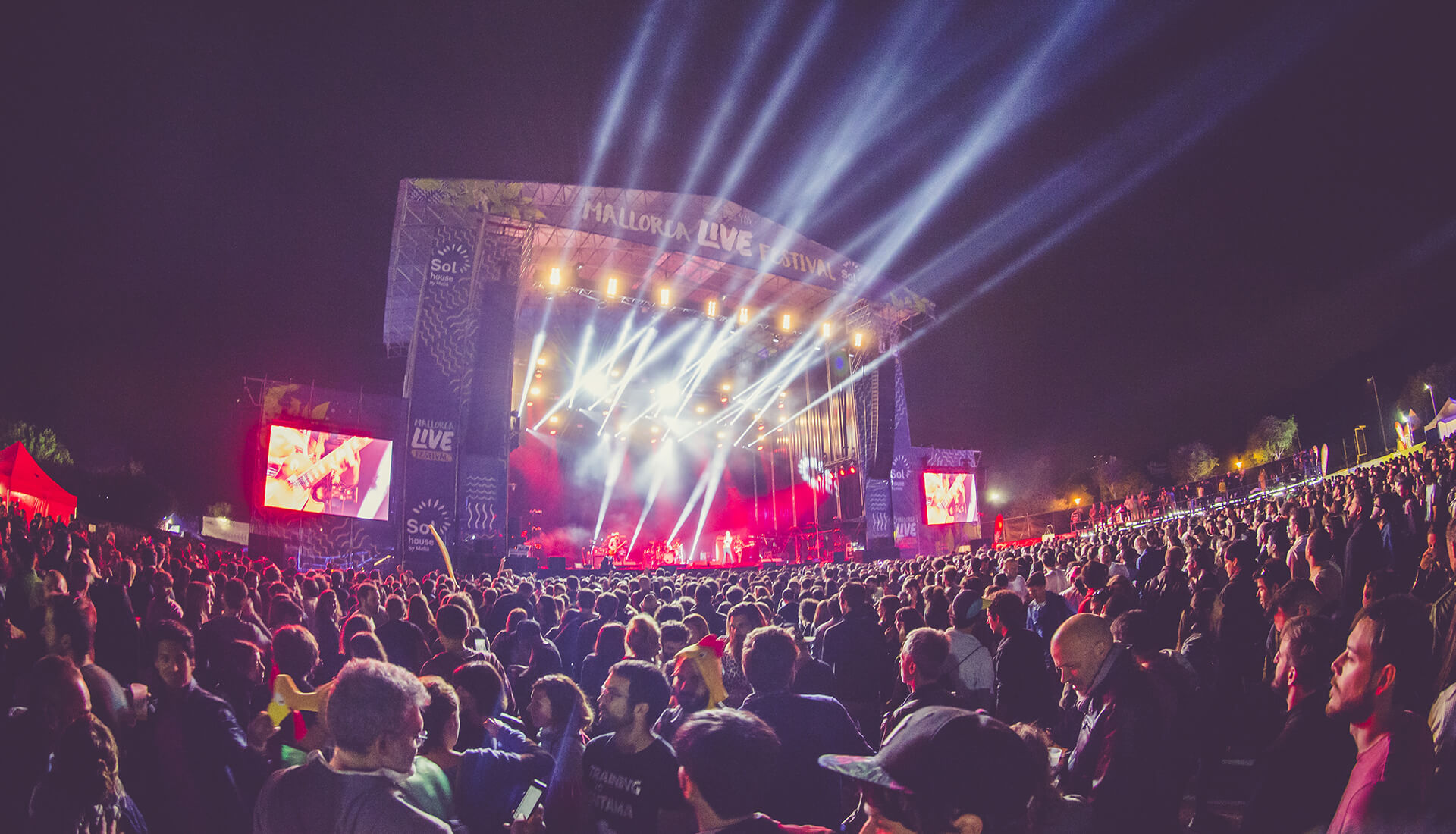 Vive tus vacaciones en Calvià Mallorca. Mallorca Live Festival. evento musical internacional en Magaluf