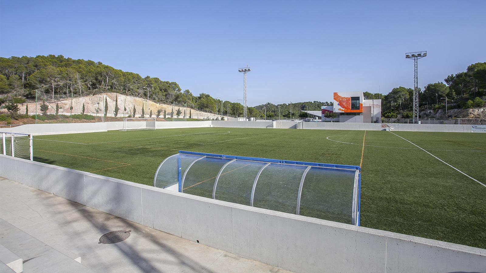 Peguera - Futbol