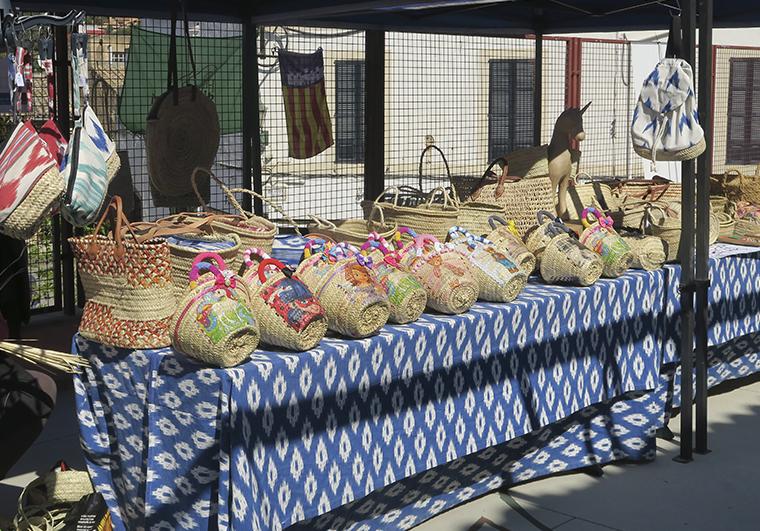 mercado artesanal , mercado navideño, atracciones en Mallorca, atraccions a Mallorca