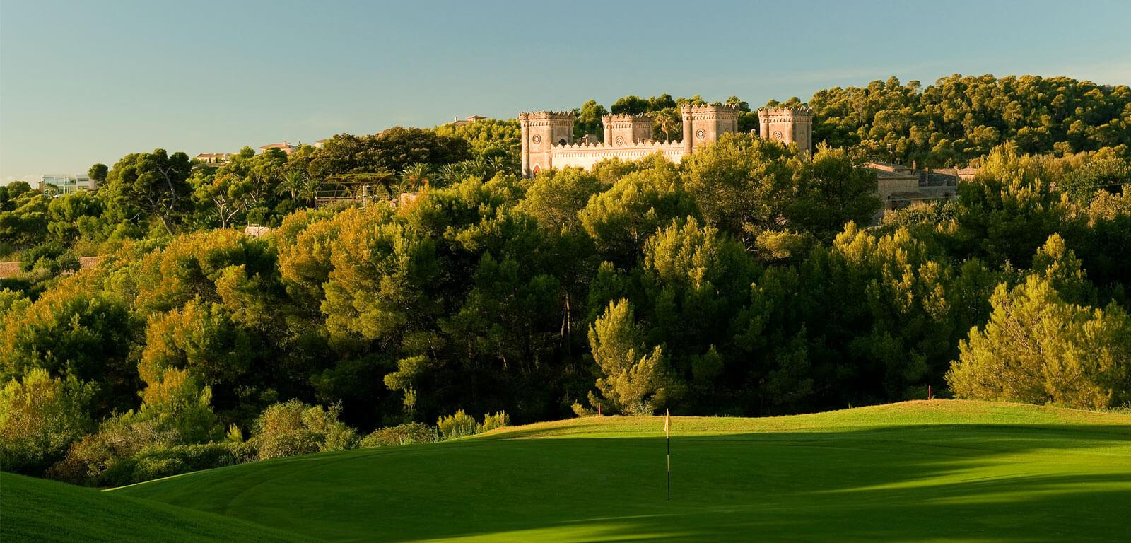 Golf de bendinat, golf, Mallorca, Bendinat, Mallorca