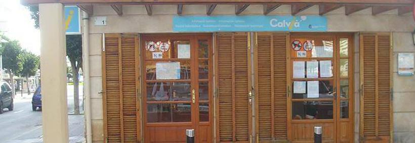 Información turística en Calvià en Santa Ponça, informació turística a Calvià en Santa Ponça