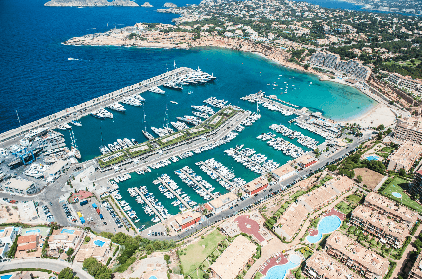 Puerto deportivo port adriano