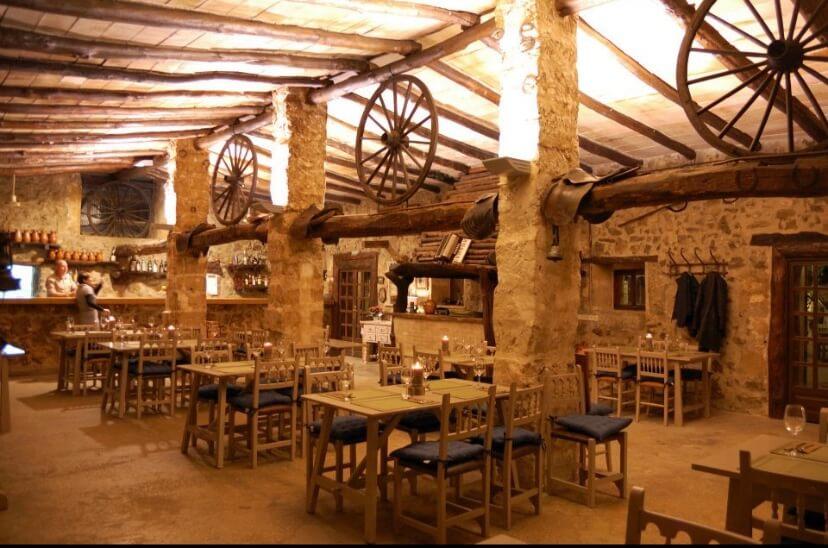 Restaurante Rancho la Romana de Peguera