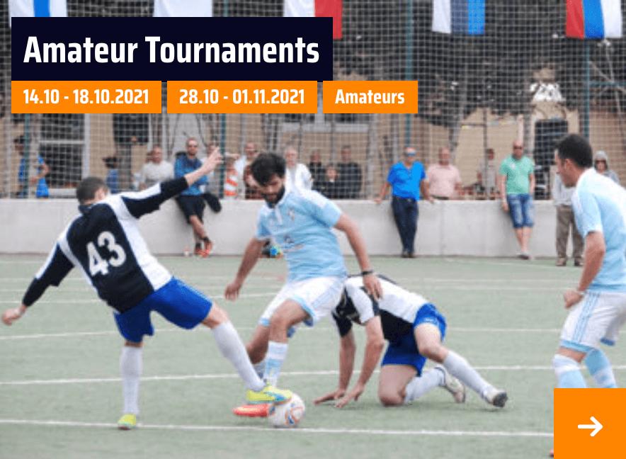Mallorca Football Tournament (Amateur tournament II)